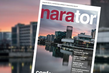 Narator – Conference Day edition